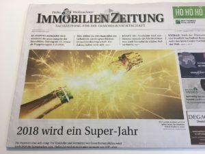 Immobilien Zeitung - Inserate für Schnäppchen