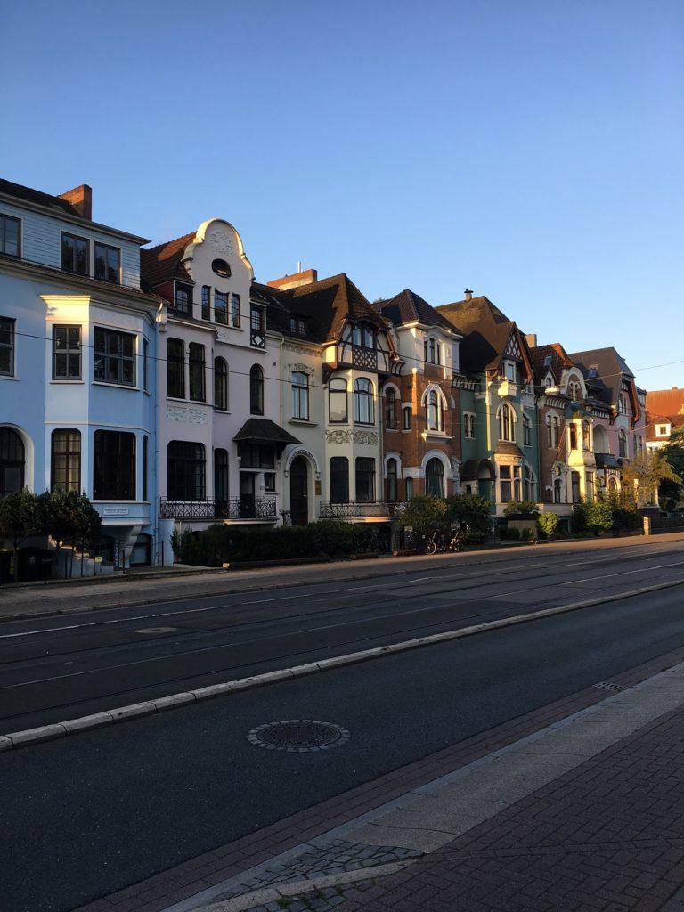 Bremen Häuserreihe 01
