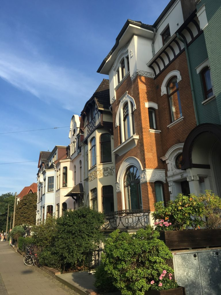 Bremen Häuserreihe 02