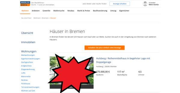250.000 EUR Kredit ohne Eigenkapital Bild Angebot in Bremen